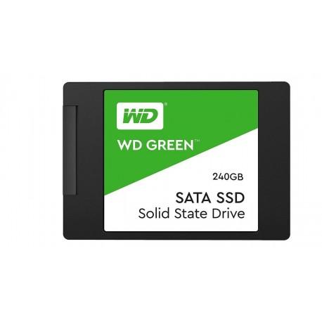 اس اس دی اینترنال وسترن دیجیتال مدل Green WDS240G2G0A ظرفیت 240GB