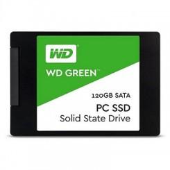 اس اس دی اینترنال وسترن دیجیتال مدل Green WDS120G2G0A ظرفیت 120GB