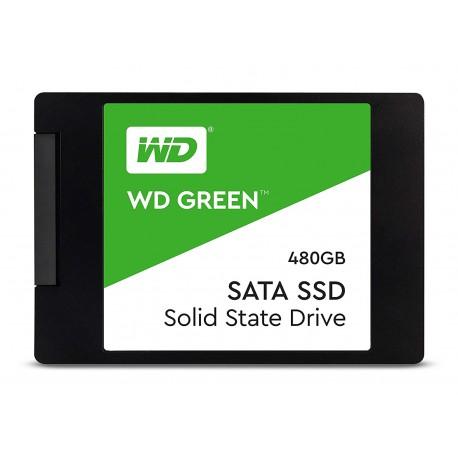 اس اس دی اینترنال وسترن دیجیتال مدل Green WDS480G2G0A ظرفیت 480GB