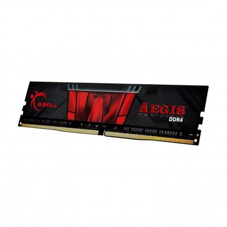 رم دسکتاپ جی اسکیل مدل Aegis تک کاناله 16GB DDR4 3000 CL16