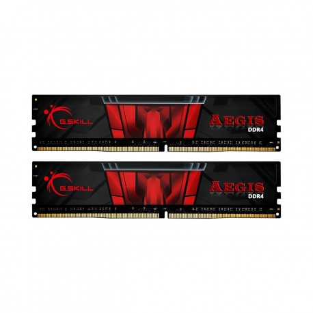 رم دسکتاپ جی اسکیل مدل Aegis دو کاناله 16GB DDR4 3200 CL16