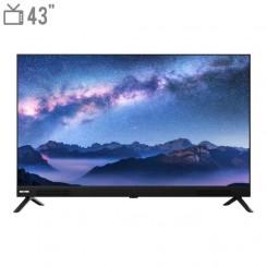 تلویزیون ال ای دی هوشمند جی پلاس مدل GTV-43KH612N سایز 43 اینچ