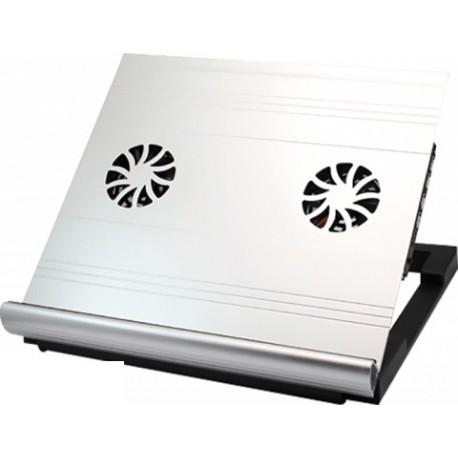 پایه خنک کننده لپ تاپ وسدار مدل W800 دارای هاب USB
