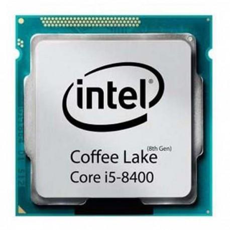 پردازنده مرکزی اینتل سری Coffee Lake مدل Core i5-8400 CPU-Tray