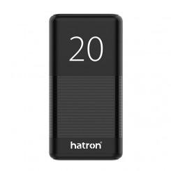 شارژر همراه هترون مدل HPB2081 ظرفیت 20000 میلی آمپر ساعت