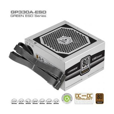 منبع تغذیه گرین مدل GP330A-ESD
